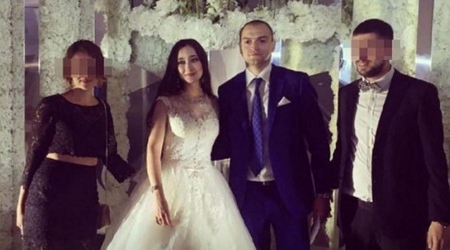 Видео свадьбы краснодарской судьи