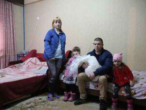 Семья Ларионовых. Фото: Анна Грицевич