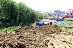 Отвал грунта // Фото: ПриветСочи.ру