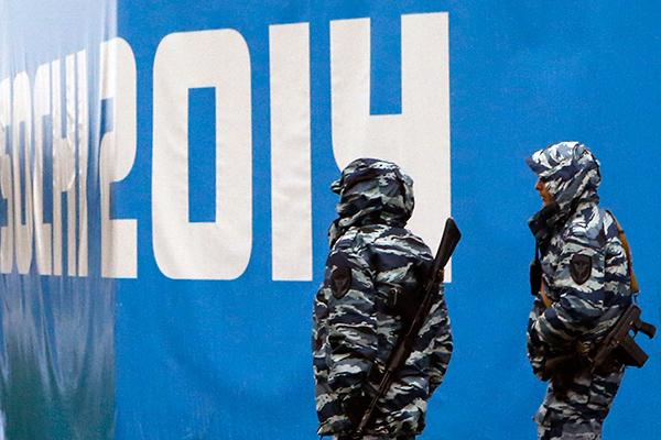 Олимпиада в Сочи стала поводом для новой серии процессов о шпионаже и госизмене в краснодарском суде
